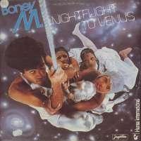Gramofonska ploča Boney M. Nightflight To Venus + Razglednice LSHANS 78013, stanje ploče je 10/10