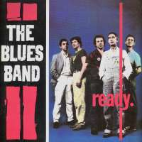 Gramofonska ploča Blues Band Ready 202 887, stanje ploče je 10/10