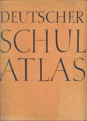Deutscher schul atlas meki uvez