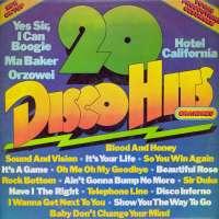 Gramofonska ploča 20 Disco Hits 20 Disco Hits 2 6.23239, stanje ploče je 10/10