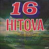 Gramofonska ploča 16 Hitova 16 Hitova LSY 61960, stanje ploče je 9/10
