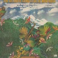 Gramofonska ploča Atlantic Family Live At Montreux The Atlantic Family Live At Montreux ATL 60136, stanje ploče je 10/10