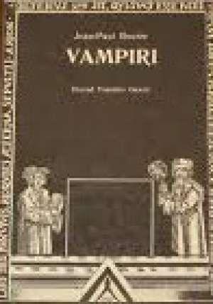 Jean Paul Bourre - Vampiri
