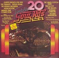Gramofonska ploča 20 Fantastic Soul Hits Gladys Knight & The Pips / Trammps... 6.23151 AP, stanje ploče je 10/10
