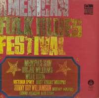 Gramofonska ploča Memphis Slim / Big Joe Williams... American Folk Blues Festival LPV 4337, stanje ploče je 10/10