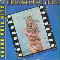 Gramofonska ploča Grand Prix Hits Eurovision 1983 Grand Prix Hits Eurovision 1983 LPL-772, stanje ploče je 9/10