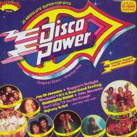 Gramofonska ploča Disco Power Disco Power ADE G 89, stanje ploče je 9/10