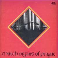 Gramofonska ploča Church Organs Of Pague Church Organs Of Pague 1111 0661/2, stanje ploče je 9/10