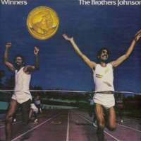 Gramofonska ploča Brothers Johnson Winners 2220873, stanje ploče je 9/10