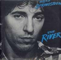 Gramofonska ploča Bruce Springsteen The River CBS 88510, stanje ploče je 8/10