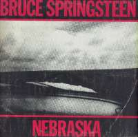 Gramofonska ploča Bruce Springsteen Nebraska CBS 25100, stanje ploče je 10/10