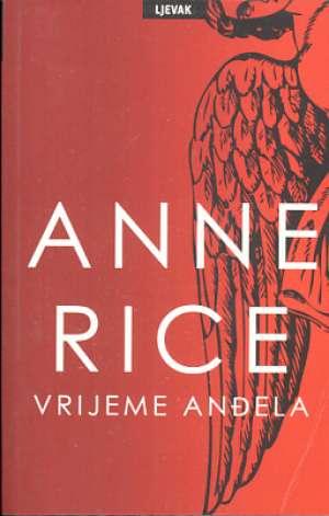 Vrijeme anđela Rice Anne meki uvez