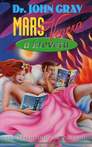 Mars i Venera u krevetu John Gray tvrdi uvez