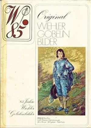 G.a. - Wiehler Goblen Bilder W. 85