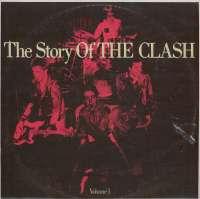 Gramofonska ploča Clash Story Of The Clash Volume 1 CBS 460244 1, stanje ploče je 9/10