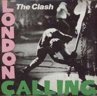 Gramofonska ploča Clash London Calling CBS 88478, stanje ploče je 9/10