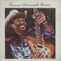 Gramofonska ploča Clarence Gatemouth Brown Blackjack 2220431, stanje ploče je 10/10