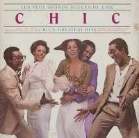 Gramofonska ploča Chic Les Plus Grands Succes De Chic - Chic's Greatest Hits ATL 50 686, stanje ploče je 8/10