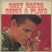 Gramofonska ploča Chet Baker Sings & Plays SM 3035, stanje ploče je 9/10