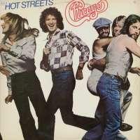 Gramofonska ploča Chicago Hot Streets CBS 86069, stanje ploče je 10/10