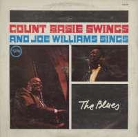 Gramofonska ploča Count Basie Swings And Joe Williams Sings The Blues 2220326, stanje ploče je 9/10