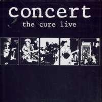 Gramofonska ploča Cure Concert - The Cure Live 823 682-1, stanje ploče je 10/10