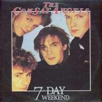 Gramofonska ploča Comsat Angels 7 Day Weekend LL 1351, stanje ploče je 9/10