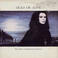 Gramofonska ploča Dead Or Alive Mad, Bad And Dangerous To Know FE 40572, stanje ploče je 9/10