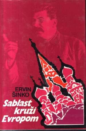 Sablast kruži Evropom Ervin Šinko tvrdi uvez