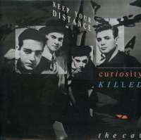 Gramofonska ploča Curiosity Killed The Cat Keep Your Distance 2420546, stanje ploče je 10/10