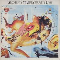 Gramofonska ploča Dire Straits Alchemy - Dire Straits Live 3220168, stanje ploče je 7/10