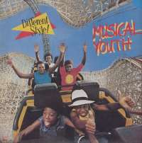Gramofonska ploča Musical Youth Different Style MCA 5454, stanje ploče je 9/10