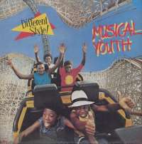 Gramofonska ploča Musical Youth Different Style MCA 5454, stanje ploče je 10/10