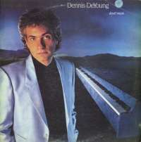 Gramofonska ploča Dennis DeYoung Desert Moon 2222736, stanje ploče je 9/10