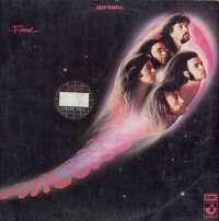 Gramofonska ploča Deep Purple Fireball 1C 038 1575621, stanje ploče je 8/10