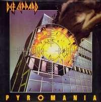 Gramofonska ploča Def Leppard Pyromania, stanje ploče je 10/10