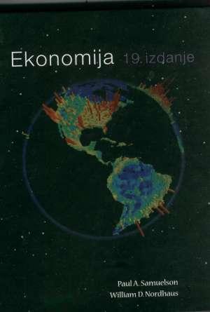 Paul A. Samuelson, William Nordhaus - Ekonomija - devetnaesto izdanje (NOVO!)*