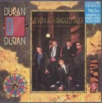 Gramofonska ploča Duran Duran Seven And The Ragged Tiger 1C 064 1654541, stanje ploče je 9/10