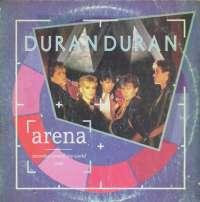 Gramofonska ploča Duran Duran Arena LSEMI 11090, stanje ploče je 8/10
