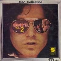 Gramofonska ploča Doors Star-Collection Vol.2 MID 22008, stanje ploče je 8/10