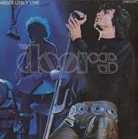 Gramofonska ploča Doors Absolutely Live 62005, stanje ploče je 10/10