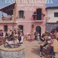 Gramofonska ploča Gruppo Folk Di Naxos Canti Da Massaria NL 33120, stanje ploče je 10/10