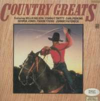 Gramofonska ploča Country Greats Country Greats LPS 1122, stanje ploče je 9/10
