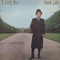 Gramofonska ploča Elton John A Single Man LP 5944, stanje ploče je 8/10