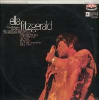 Gramofonska ploča Ella Fitzgerald Ella Fitzgerald LPV 5301, stanje ploče je 10/10