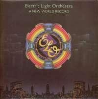 Gramofonska ploča Electric Light Orchestra A New World Record LPL 1156, stanje ploče je 10/10