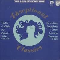 Gramofonska ploča Ekseption The Best Of Ekseption - Ekseptional Classics LP 5811, stanje ploče je 9/10