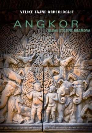 Angkor - Tajna stotine hramova Cinzia Caiazzo meki uvez