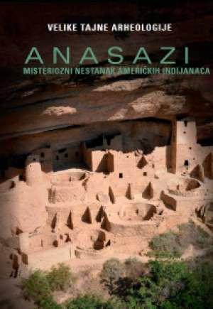 Anasazi - Misteriozni nestanak američkih indijanaca Cinzia Caiazzo meki uvez