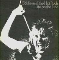 Gramofonska ploča Eddie And The Hot Rods Life On The Line LSI 73072, stanje ploče je 9/10